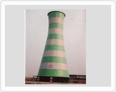 双曲线冷却塔