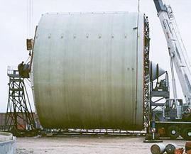 大型现场容器