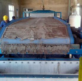脱硫产物处理系统