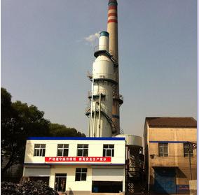 铁厂烧结脱硫工程