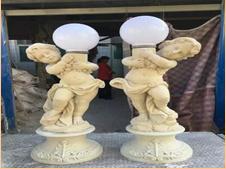 下载千赢PT客户端雕塑