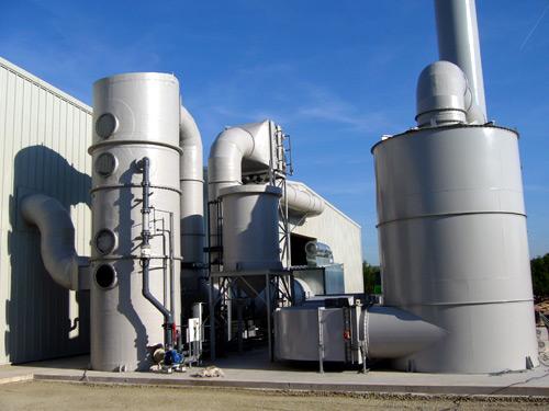 废气处理设备-产品编号-012