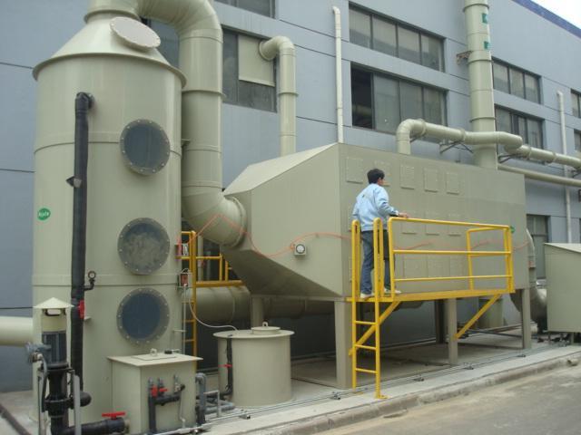 废气处理设备-产品编号-011