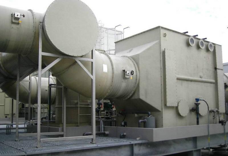 废气处理设备-产品编号-001