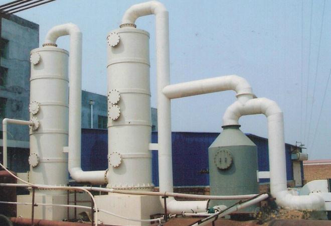 有机废气处理设备-YJFQCLSB-0012