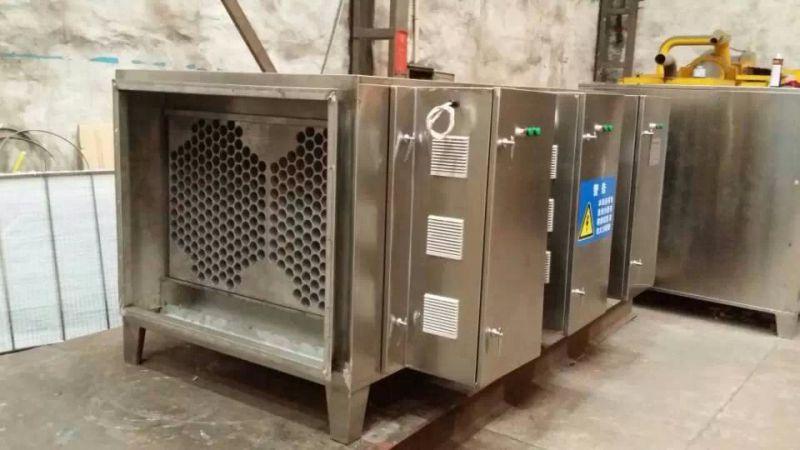 有机废气处理设备-YJFQCLSB-0011