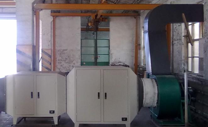 有机废气处理设备-YJFQCLSB-008