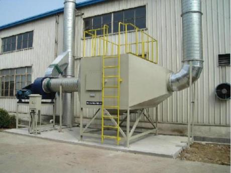 有机废气处理设备-YJFQCLSB-002