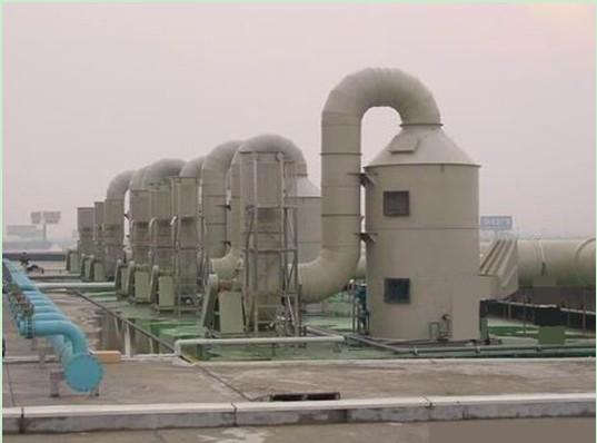 有机废气处理设备-YJFQCLSB-001