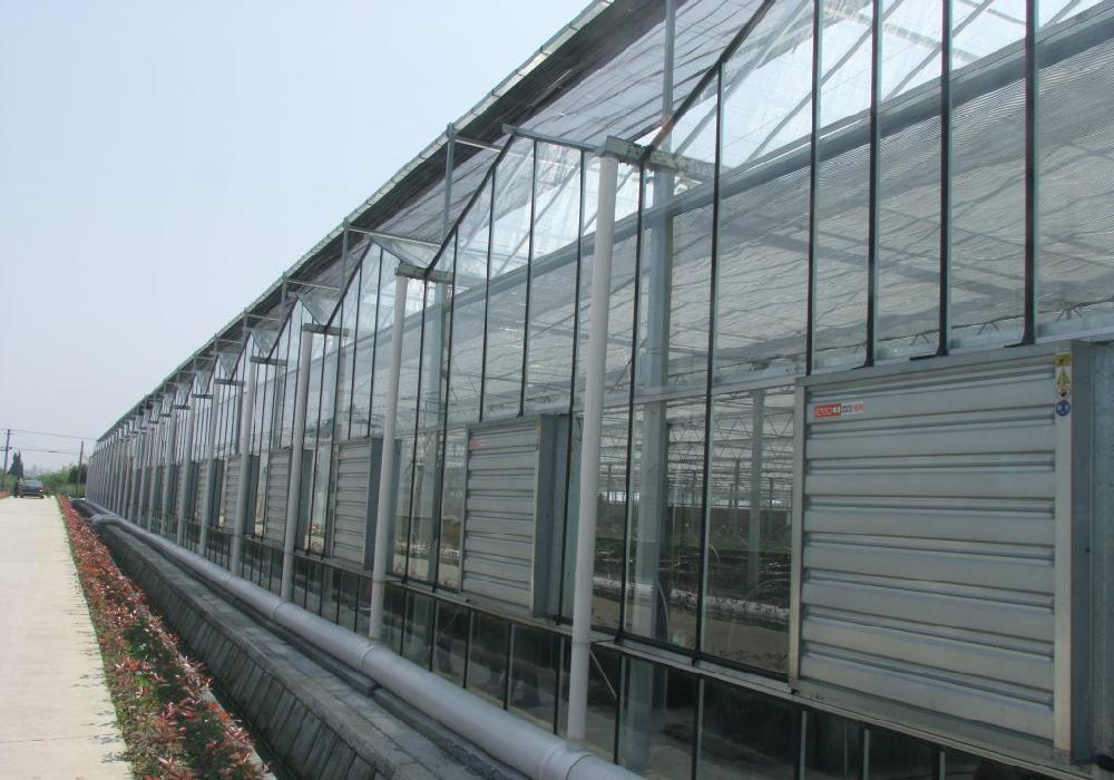 智能温室大棚