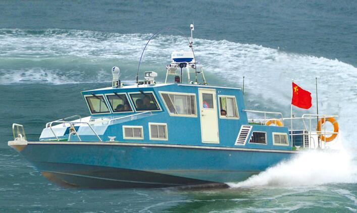 987高速巡逻艇