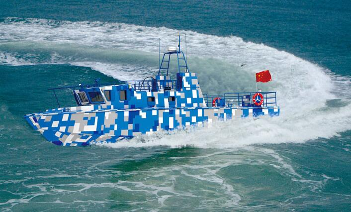 928D型巡逻艇