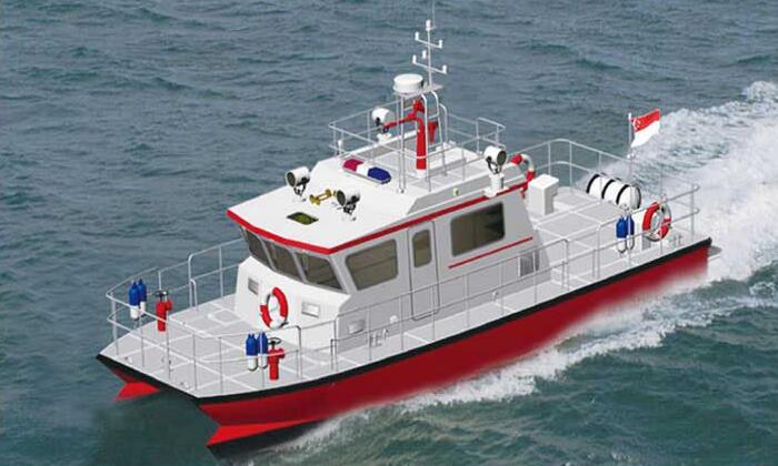 13米消防救助指挥艇
