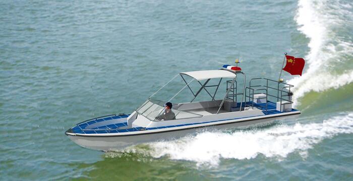 780敞开艇