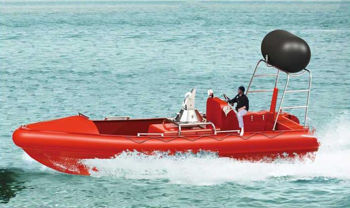 6.5米高速救助艇
