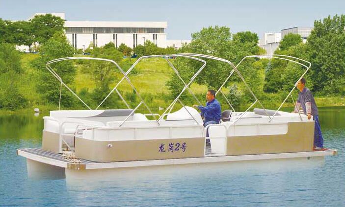 7.4米休闲艇