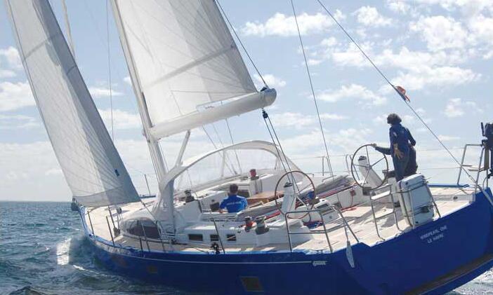 58英尺帆船