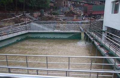 雨水调节池